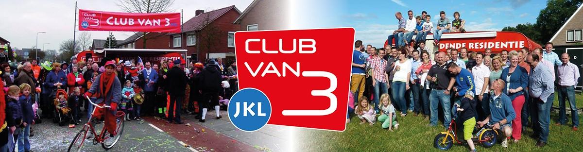 Club van 3